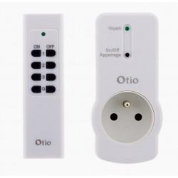 Interrupteur sans fil Otio pour broyeur