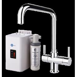 Robinet d'eau bouillante 3N1 avec réservoir chauffe eau et filtre