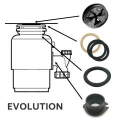 Kit de remplacement des joints InSinkErator